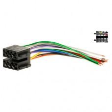 Разъем ISO универсальный PC3-08-6 гнездо x2, контакты: 13pin (5+8)