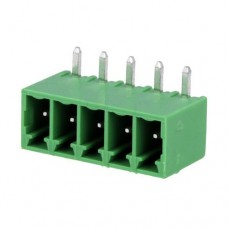 15EDGRC-3.5-05P-14-00AH терминал блок, шаг 3.5mm, 5pin, 8A 300V