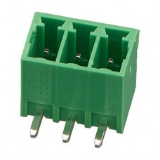 15EDGRC-3.5-03P-14-00AH терминал блок, шаг 3.5mm, 3pin, 8A 300V