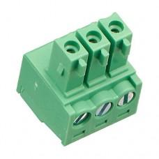 15EDGK-3.5-03P-14-00A(H) терминал блок, шаг 3.5mm, 3pin, 8A 300V