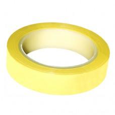 Лента изоляционная огнестойкая с акриловым клеем TEA-5K5-05.0mm, (жёлтая), 130 °С