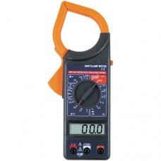 DT266F многофункциональные цифровые токовые клещи (мультиметр)