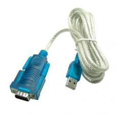 Адаптер HL-340 USB2.0 - RS232 1m