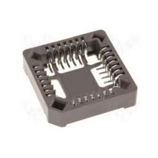 Панелька для микросхемы PLCC-28N SMD шаг 1.27mm