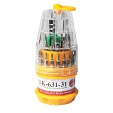 BK-632-31A набор отверток 31шт