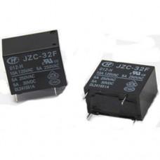 Реле електромеханическое JZC-32F/024-HS3(555) SPST 250VAC 5A 24VDC