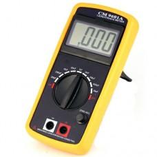CM-9601A мультиметр для измерения ёмкости конденсаторов