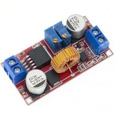 Импульсный модуль питания DC-DC понижающий на XL4015E1 с 8-36VDC до 1.2-32V, регулировка силы тока до 5A