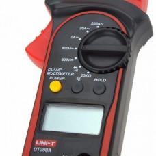 UT200A многофункциональные цифровые токовые клещи (мультиметр)