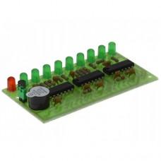 Радиоконструктор M254.1 Индикатор уровня жидкости светодиодный