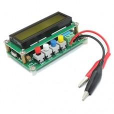 Тестер LC100-A для измерения емкости и индуктивности версия 4.7