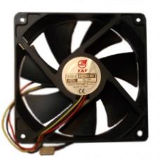 Вентилятор FD1225D12HS 12V, 0.37A, 4.44W 2200 RPM±10%  39.0dB(A) подшипник скольжения