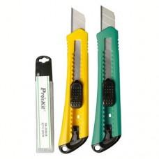 Набор ножей моделярский 580006