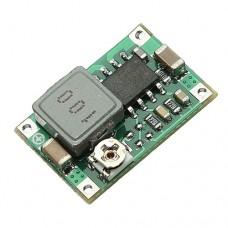 Импульсный модуль питания DC-DC понижающий на MP2307DN Mini-360 Input: DC4.75-23V Output: DC1.0-17V 1.8-3A