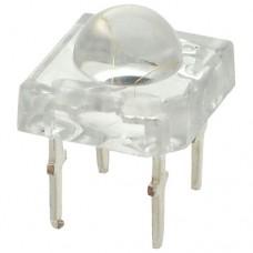 Светодиод зеленый (пиранья) HL-112U51GC 520nm, 3 cd, 90°