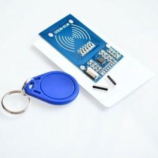 Модуль для считывания и записи карточек RFID RC522 в домашнем хозяйстве