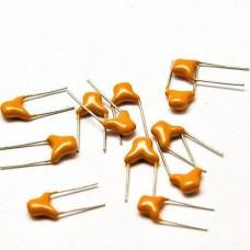 0.1mF 50V X7R 10% конденсатор керамический многослойный
