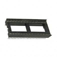 Панелька для микросхемы ICSS-52 DIP 52pin, шаг 1.778 mm (соединительный элемент)