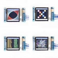 Модуль ЖК-дисплея 130x130 TFT IPS LCD 1.6 дюйма на SSD1283A для Arduino