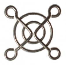 Решетка вентиляционная металлическая KLS22-FG-04