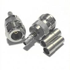 Плата в сборе стабилизатор напряжения DC4.5V-35V 5A 90W с подстроечным резистором
