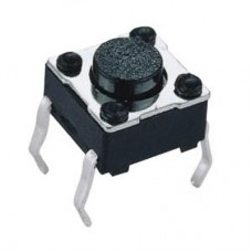 Кнопка тактовая TS-1102 4pin DC 12V 50mA 100000 циклов H4.3