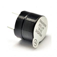 Магнитоэлектрический излучатель TMB12A12 (бузер) 12V 85dB 30 mA с генератором