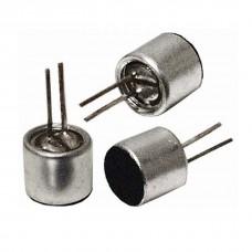 Микрофон электретный EM-6050P 2-10V 56dB ±2dB 100Hz ~ 15kHz 2,2 кОм-30%
