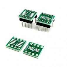 Адаптер TSS-D40/PL44-MCS (переходник с DIP-40 на PLCC-44)
