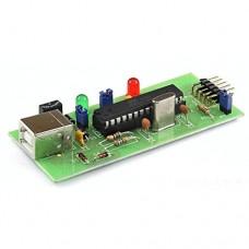 Радиоконструктор K119 программатор для Atmel USBasp совместимый работоспособен под управлением операционных систем Linux, Mac OS X и Windows