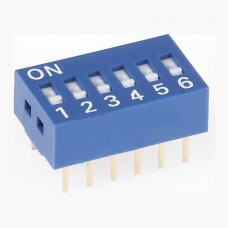 SWD1-6 DIP переключатель