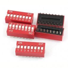 SWD1-8 DIP переключатель