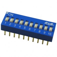 SWD1-10 DIP переключатель