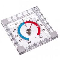 Термометр оконный аналоговый биметаллический