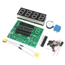 Радиоконструктор часы электронные C51 на W79E2051AKG