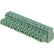 15EDGK-3.81-12P-14-00AH терминал блок, шаг 3.5mm, 12pin, 8A 300V