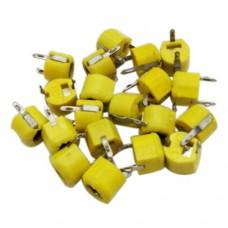 12-40pF 100V конденсатор подстроечный JML06-1-40P