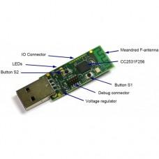 Модуль беспроводной Zigbee CC2531 USB программатор-загрузчик Bluetooth 4,0