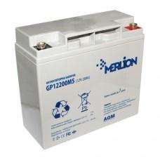 MERLION AGM GP1220M5 (12V20Ah) аккумулятор