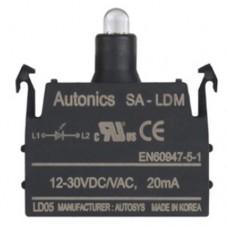 Блок индикации SA-LDM 12-30VDC/AC