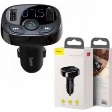FM модулятор (трансмиттер) Baseus S-09A Bluetooth