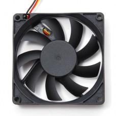 Вентилятор 4010D12HB 12V 0.1А, 1.2W 7600 RPM±10% 30.5dB(A) подшипник качания