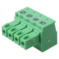 15EDGK-3.81-04P-14-00A(H) терминал блок, шаг 3.5mm, 4pin, 8A 300V
