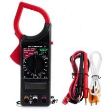 DT266C многофункциональные цифровые токовые клещи (мультиметр)
