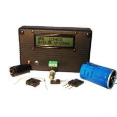 UT211B многофункциональные цифровые токовые клещи (мультиметр)