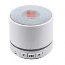 Аудио-колонка Bluetooth-Speaker белая портативная USB 5V, 3W