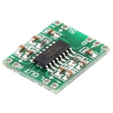 Аудио усилитель мини модуль PAM8403 стерео 2х3W