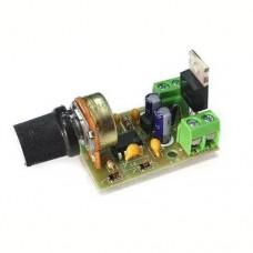 Радиоконструктор K124.1 регулятор мощности с ШИМ (10A). Диммер