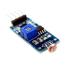 Модуль обнаружения света фоточувствительный на LM393 3.3-5VDC 15mA