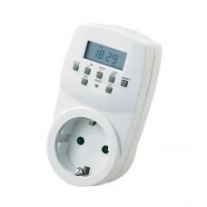Таймер электронный Horoz Electric недельный Timer-2 1780Вт 1 минута